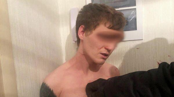 Житель Перми, подозреваемый в избиении ребенка