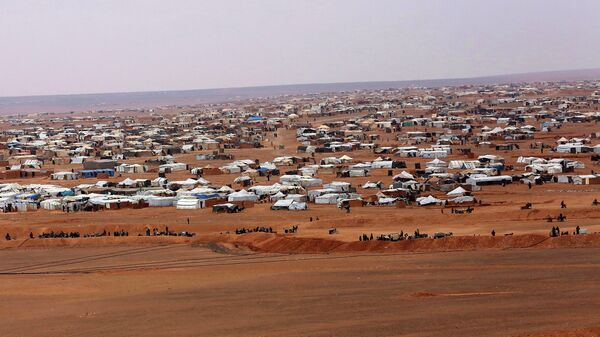 Лагерь беженцев Эр-Рукбан