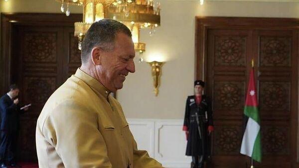 Посол Венесуэлы в Иордании Омар Виельма Осуна