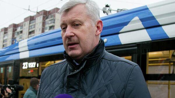 Генеральный директор завода Тролза Иван Котвицкий