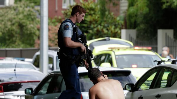 Стрельба в мечети в Новой Зеландии
