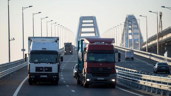 В Госдуме заявили о защищенности Крымского моста от провокаций Украины