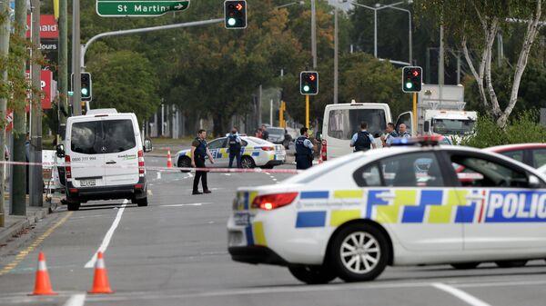 Полиция в Новой Зеландии