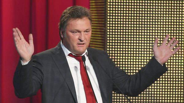 Лидер украинской партии 5.10 Геннадий Балашов