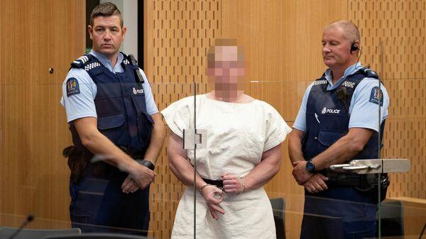 Брентон Таррант Image: Обвиняемому в нападении на новозеландскую мечеть отказали