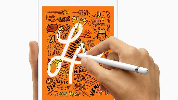 Новый iPad Mini и Apple Pencil