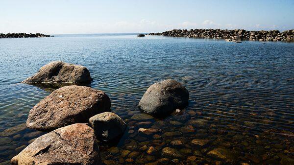 Остров Большой Тютерс в Финском заливе