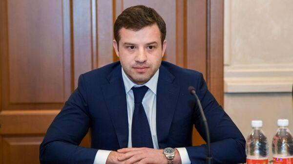 Министр промышленности и торговли Карачаево-Черкесии Мурат Аргунов