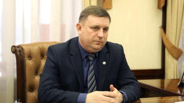 Министр цифрового развития, информационной политики и массовых коммуникаций Чувашской Республики Михаил Анисимов