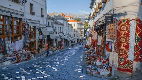 Гирокастра, Албания