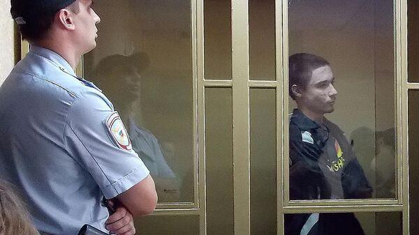 Павел Гриб в суде