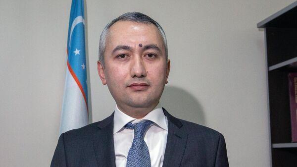 Генеральный консул Узбекистана во Владивостоке Рустам Исмаилов. Архивное фото