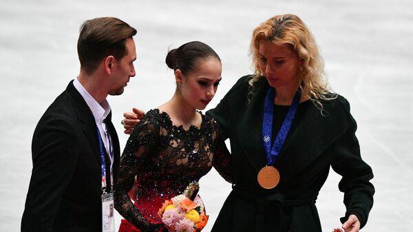 Фигуристка изКазахстана впервый раз взяла серебро начемпионате мира