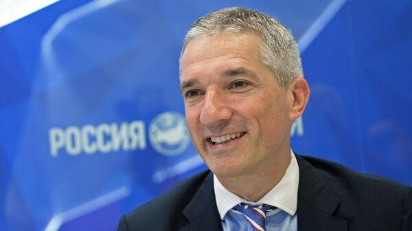 Генеральный секретарь Мирового энергетического совета Кристоф Фрай. Архивное фото