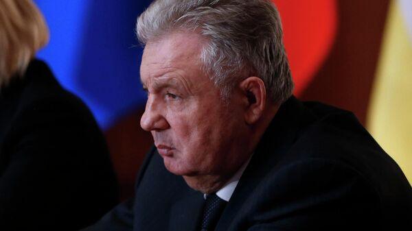 Министр по развитию Дальнего Востока Виктор Ишаев
