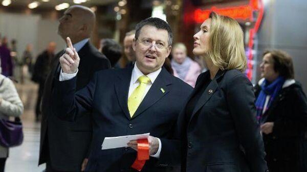 Чрезвычайный и полномочный посол Республики Словения Бранко Раковец