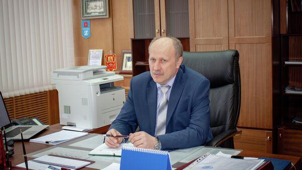 Управляющий директор Конструкторского бюро точного машиностроения имени Нудельмана Валерий Макеев