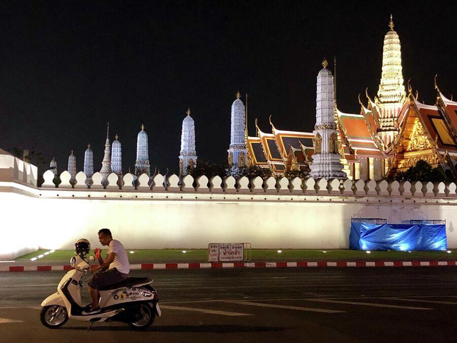 Улица Бангкока, Таиланд