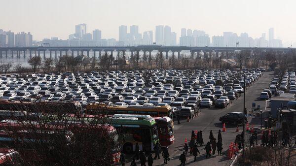 Города мира. Сеул