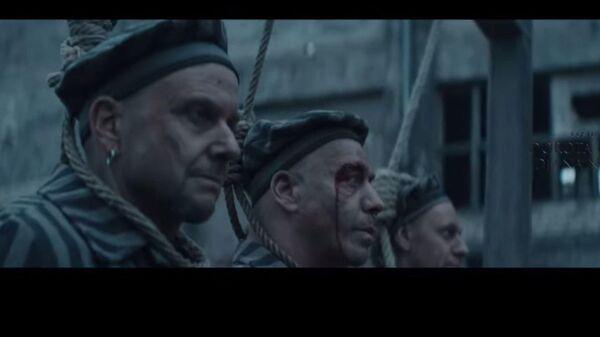Клип Rammstein на песню Deutschland