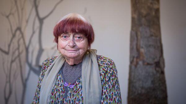 Скончалась французский кинорежиссер Аньес Варда