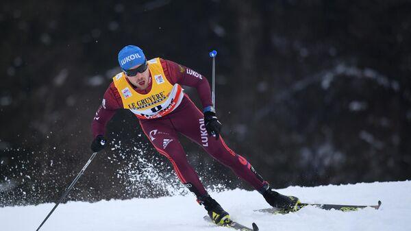Червоткин завоевал золото в скиатлоне на чемпионате России по лыжным гонкам