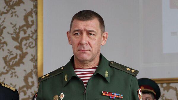 Генерал-лейтенант Юрий Яшин