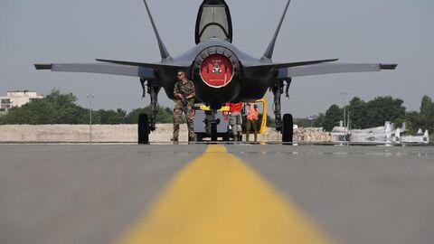 Триумф без боя. С-400 защитили Турцию от F-35