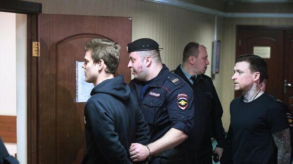 Суд продлил арест Кокорина и Мамаева на полгода