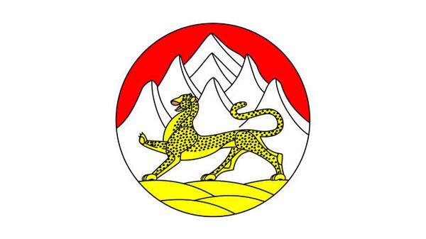 Республика Северная Осетия - Алания - герб
