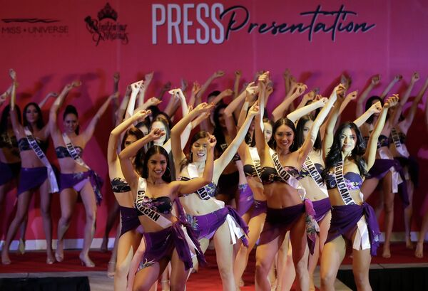 Претендентки на звание Мисс Филиппины