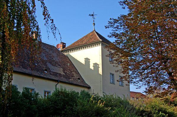 Замок Хайлигенберг