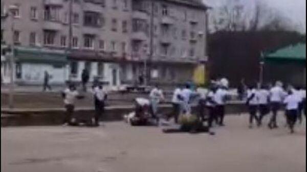 Массовая драка в Обнинске