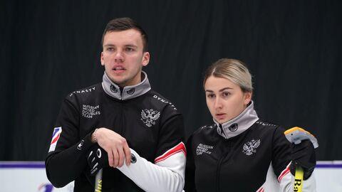 Анастасия Москалёва и Александр Ерёмин