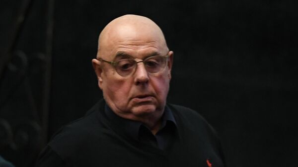 Актёр Владимир Долинский