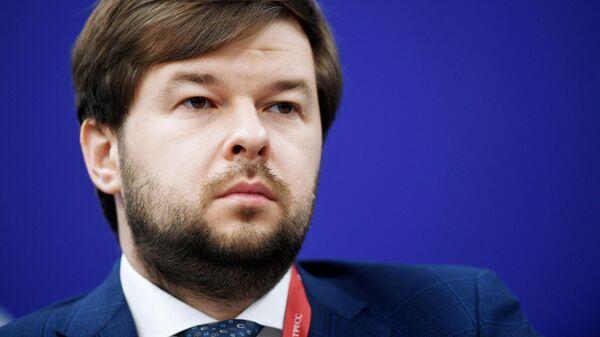 Заместитель Министра энергетики Российской Федерации Павел Сорокин