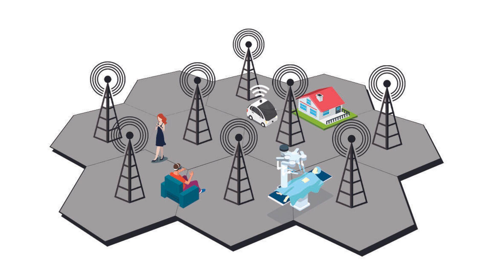 Москва и Пекин продолжат сотрудничать в сферах технологий 5G и смарт-сити
