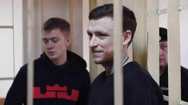 Суд в Москве продолжит допрос свидетелей по делу Кокорина и Мамаева