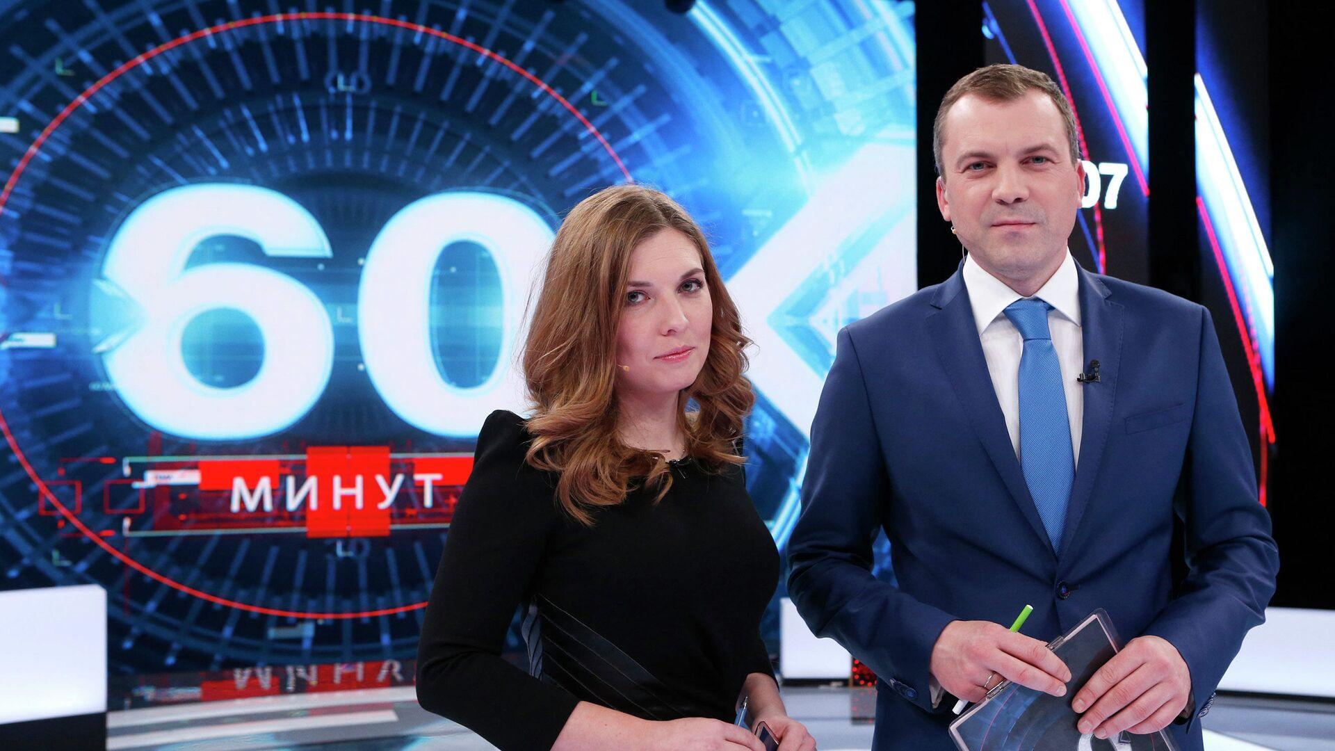 Телеведущий Попов намерен баллотироваться в депутаты Госдумы