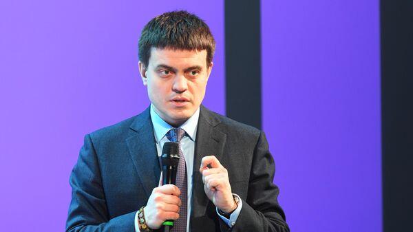 Министр науки и высшего образования РФ Михаил Котюков на VI Московском международном салоне образования