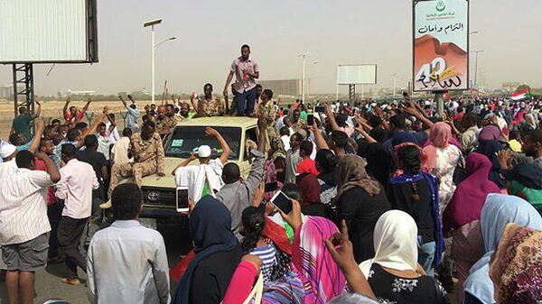 Обстановка в Судане