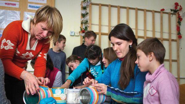 Волонтеров приглашают стать наставниками детей из детдомов