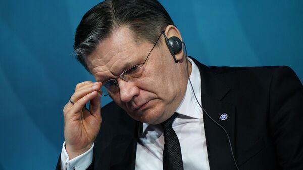 Генеральный директор Госкорпорации Росатом Алексей Лихачев