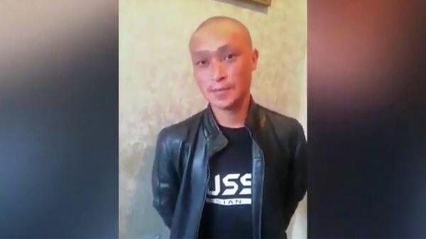 Сбежавший из изолятора временного содержания в Туве арестант после задержания