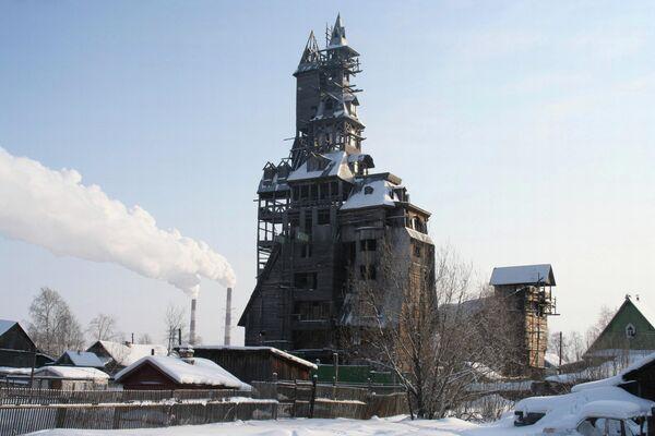 Дом Николая Сутягина в Архангельске