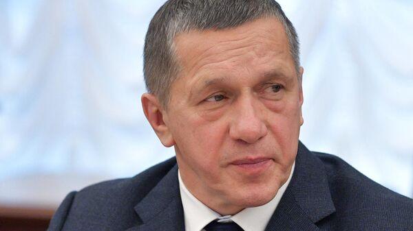Вице-премьер, полпред президента в ДФО Юрий Трутнев