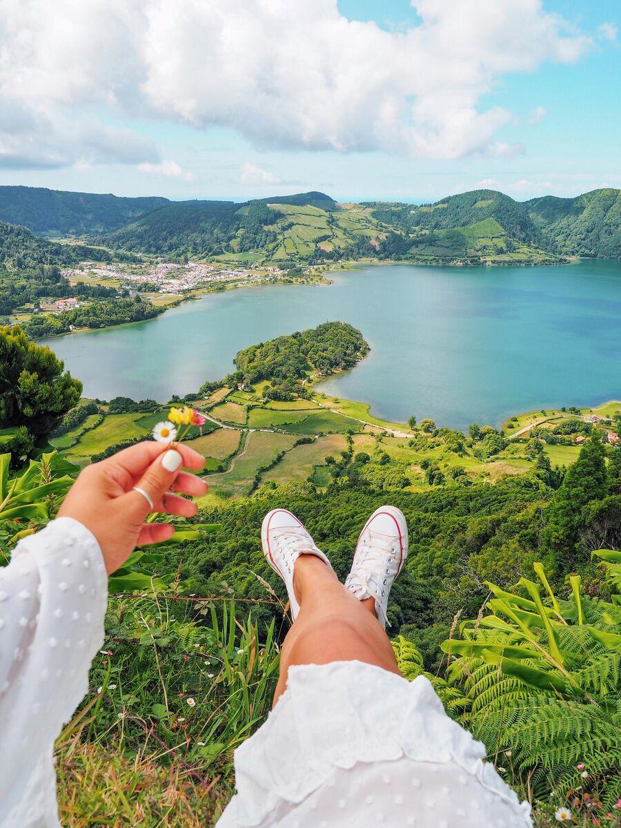 Азоры Сан-Мигель остров