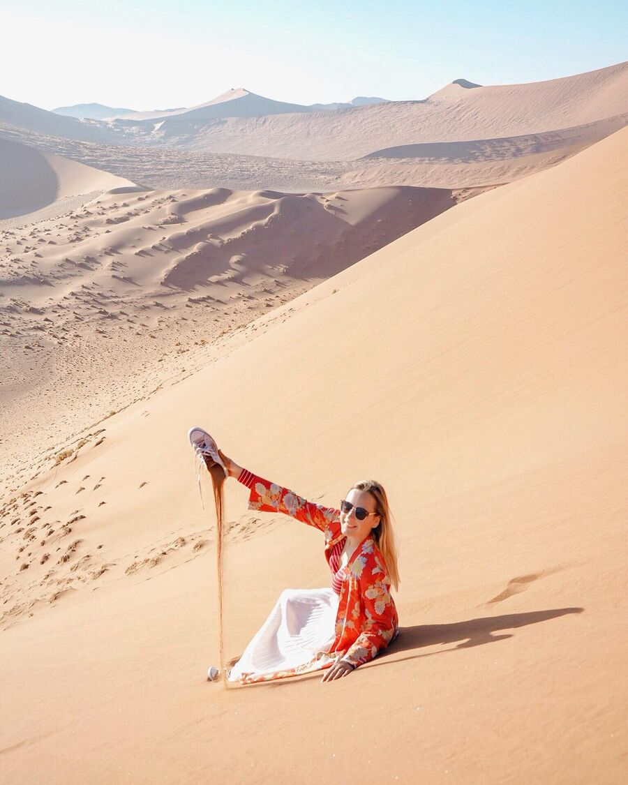 Пустыня, Намибия