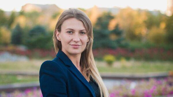 Уполномоченный по правам человека в Донецкой народной республике Дарья Морозова