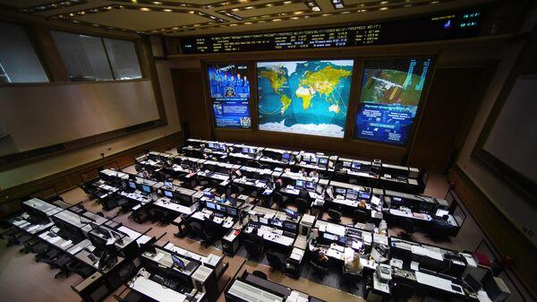 В Центре управления полетами в Королёве